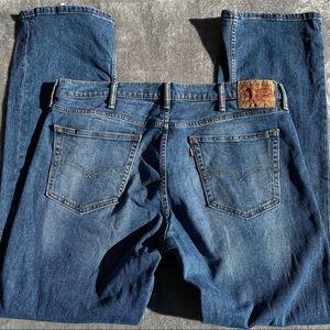 Levi's jeans 527 size 38x34